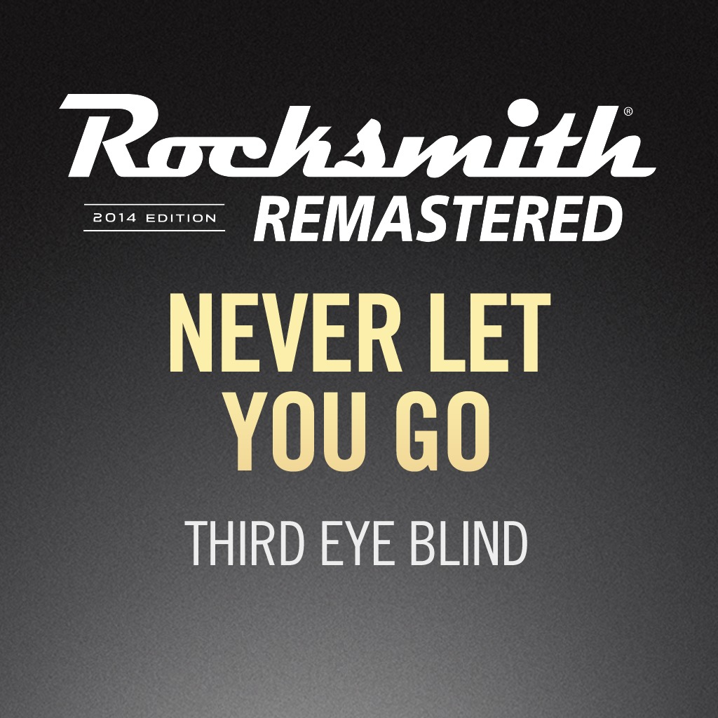 Rocksmith® 2014 - Third Eye Blind - Never Let You Go