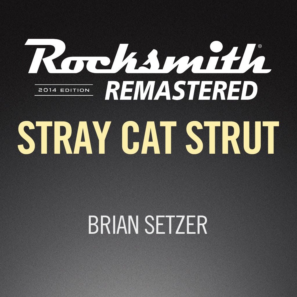 Rocksmith® 2014 - Brian Setzer - Stray Cat Strut