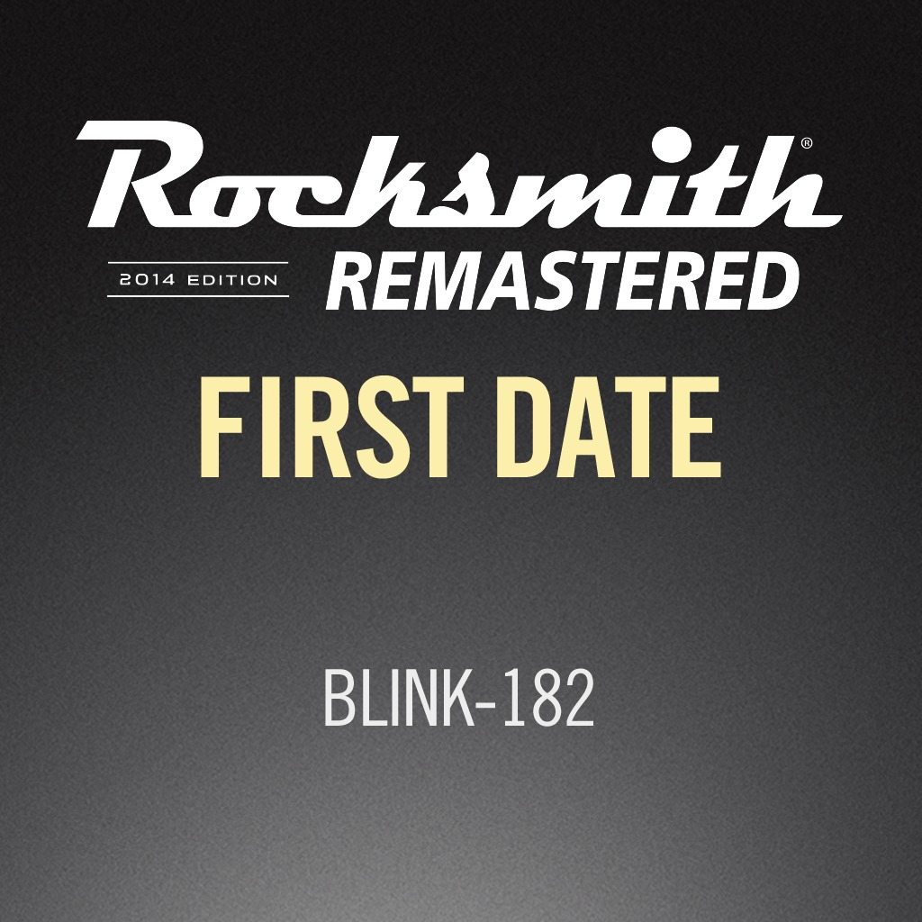 Rocksmith® 2014 - blink-182 - First Date