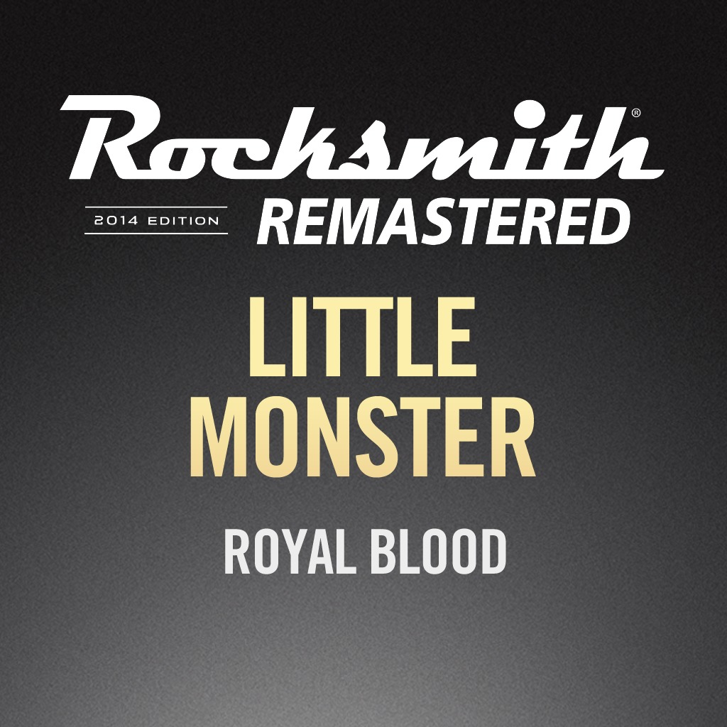 Rocksmith® 2014 - Royal Blood - Little Monster
