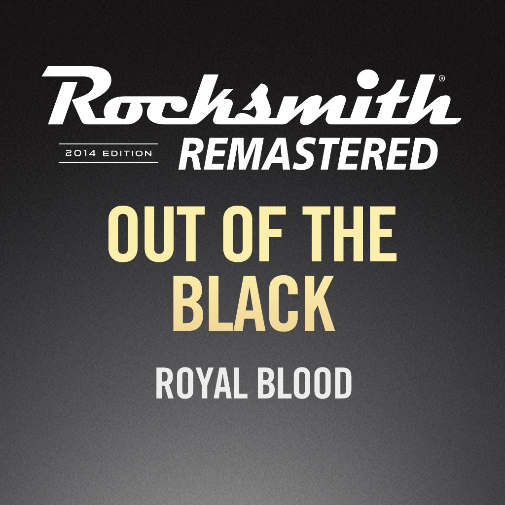 Rocksmith® 2014 - Royal Blood - Out of the Black