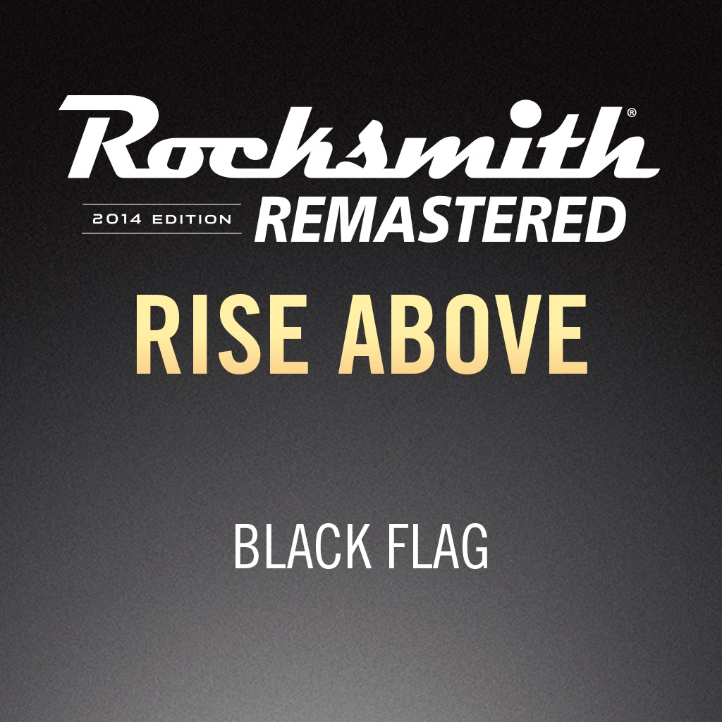 Rocksmith® 2014 - Black Flag - Rise Above