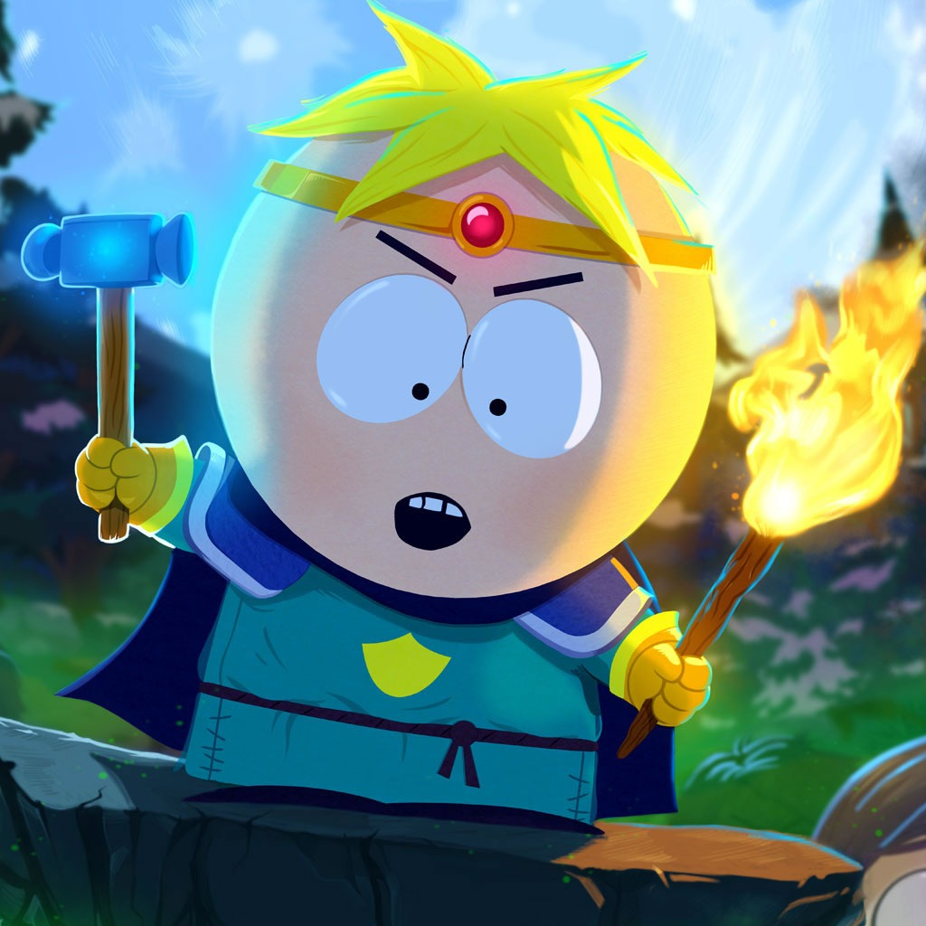 South Park: The Stick of Truth - Butters Avatar