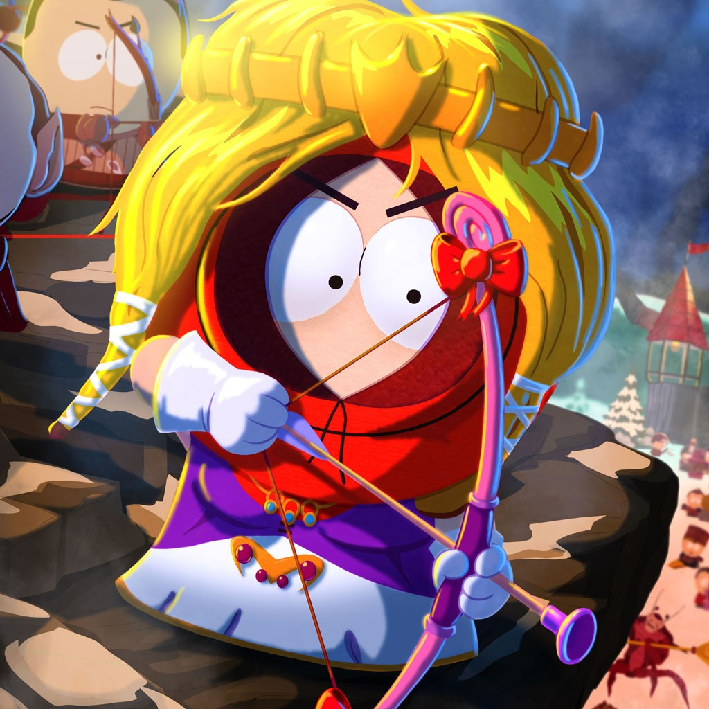 South Park: The Stick of Truth - Kenny Avatar