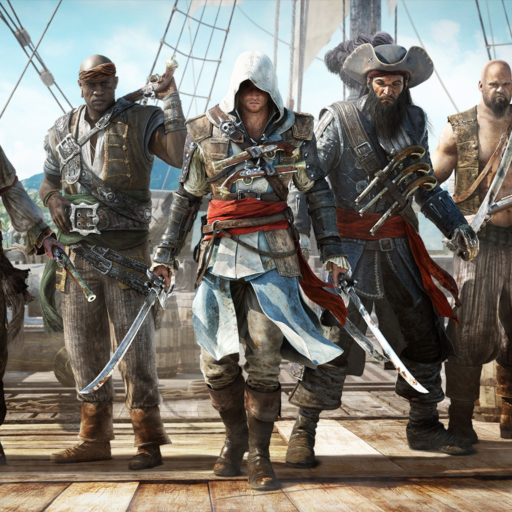 Assassin's Creed®IV Black Flag™ Theme