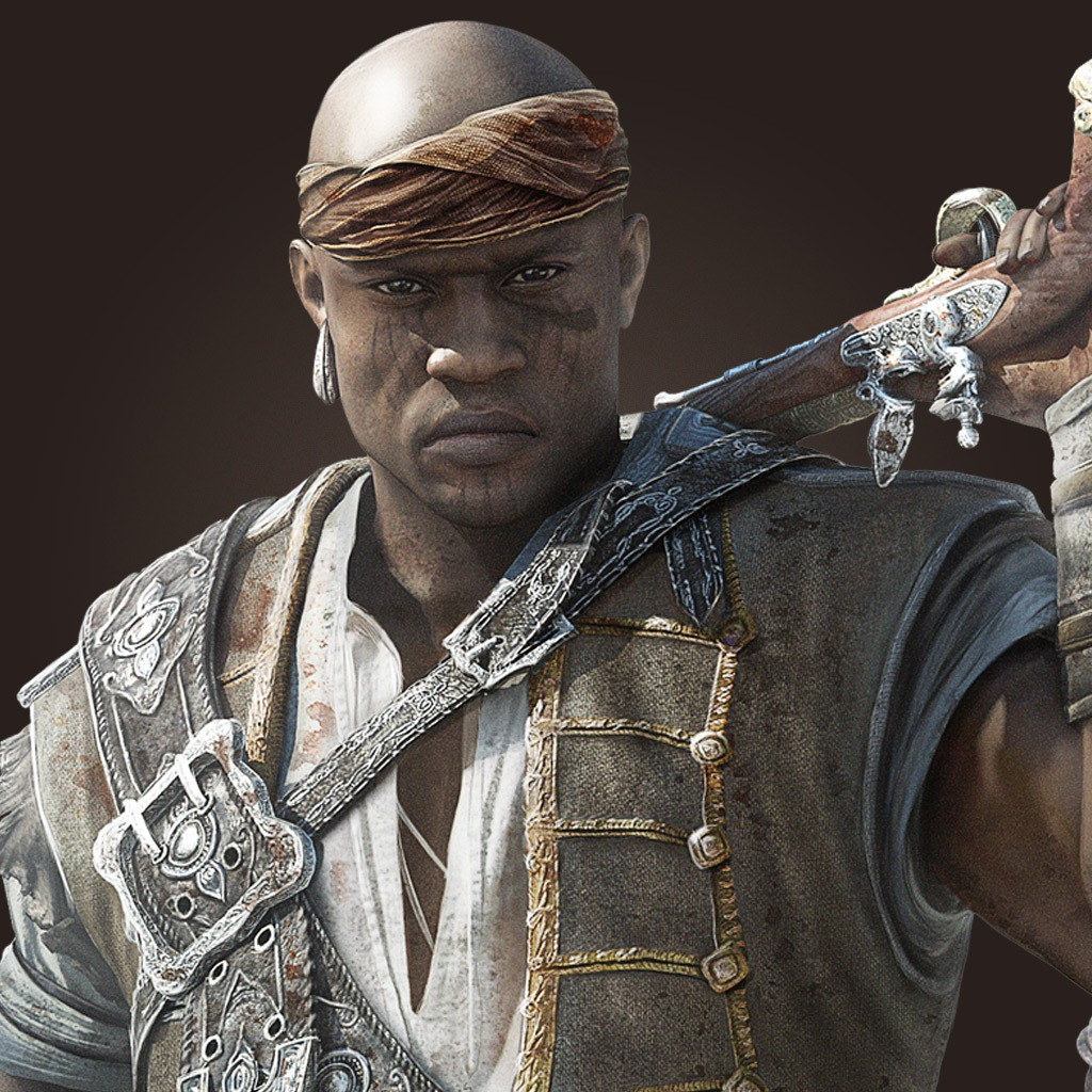 Assassin's Creed®IV Black Flag™ - Adewale Avatar