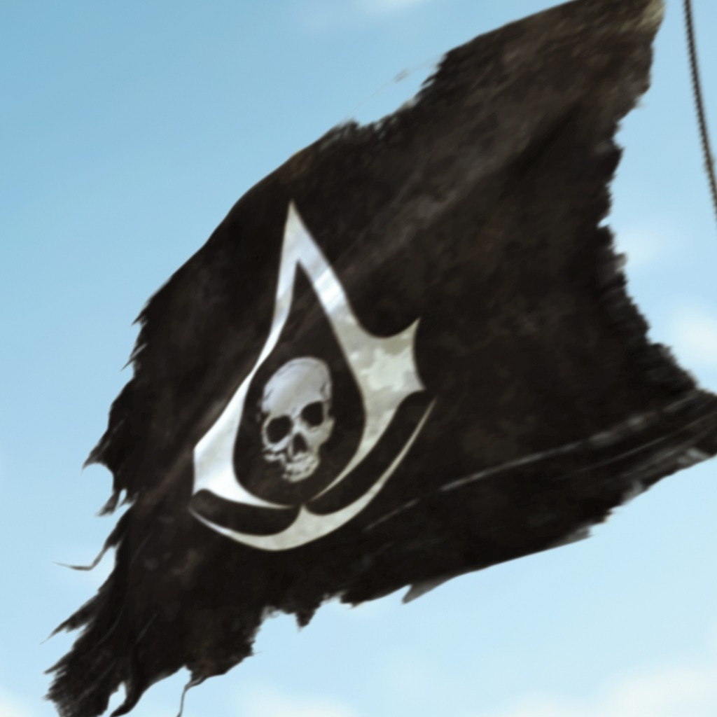 Assassin's Creed®IV Black Flag™ - Black Flag Avatar