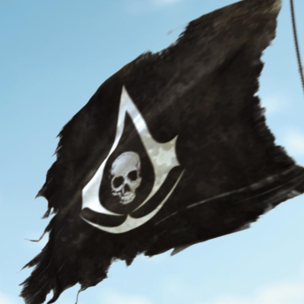 Assassin's Creed®IV Black Flag™ - Black Flag Avatar