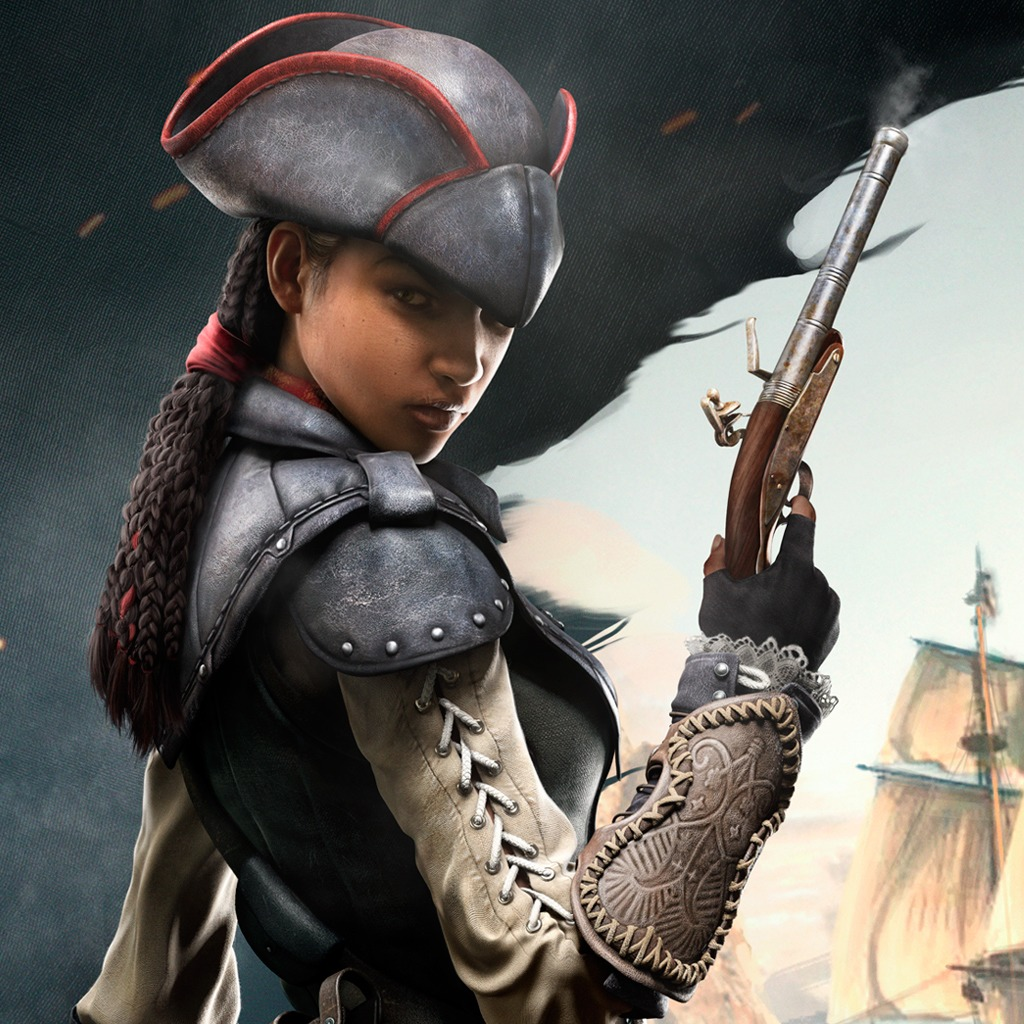 Assassin's Creed®IV Black Flag™ - Aveline