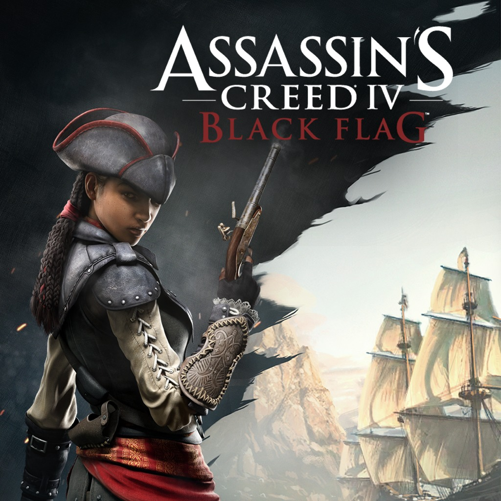 Assassin's Creed®IV Black Flag™ Aveline DLC