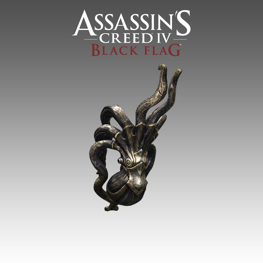 Assassin's Creed®IV Black Flag™ Kraken Ship Pack