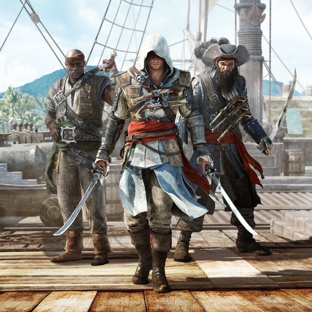 Assassin's Creed®IV Black Flag™ Illustrious Pirates Pack