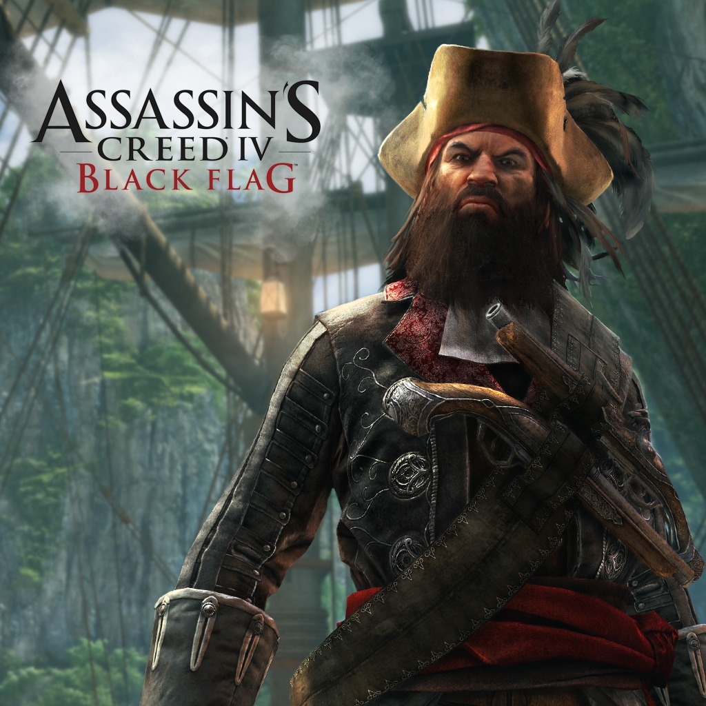 Assassin's Creed®IV MP Characters Pack 1 Blackbeard's Wrath