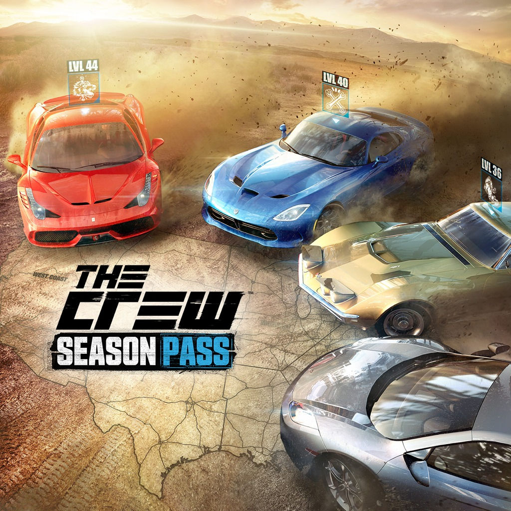 The Crew™ - Season Pass