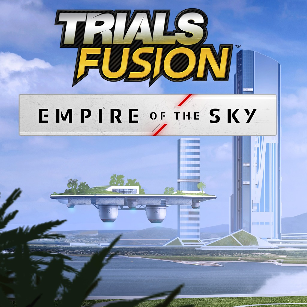 Trials Fusion™ - Empire of the Sky