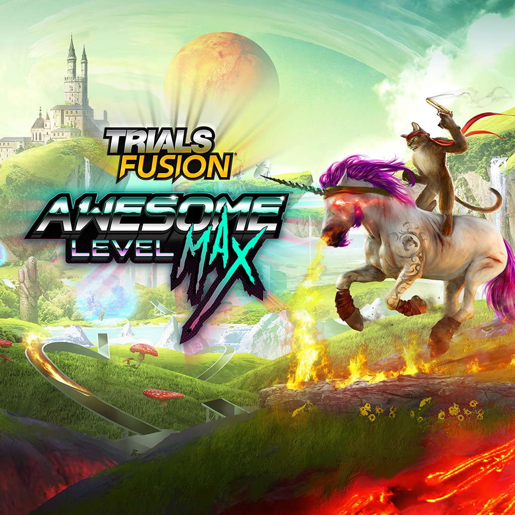 Trials Fusion™ - Awesome Level MAX