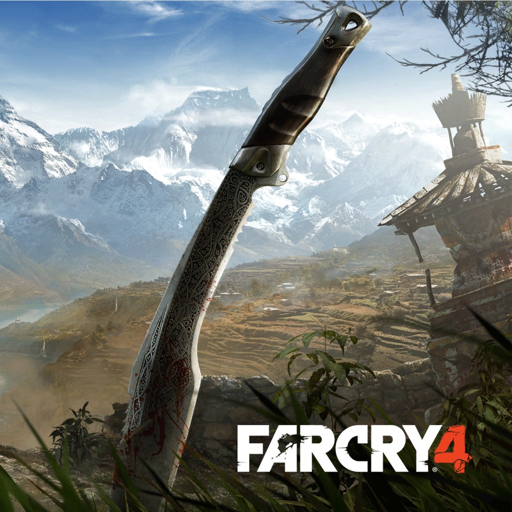Far Cry® 4 - Kukri Theme