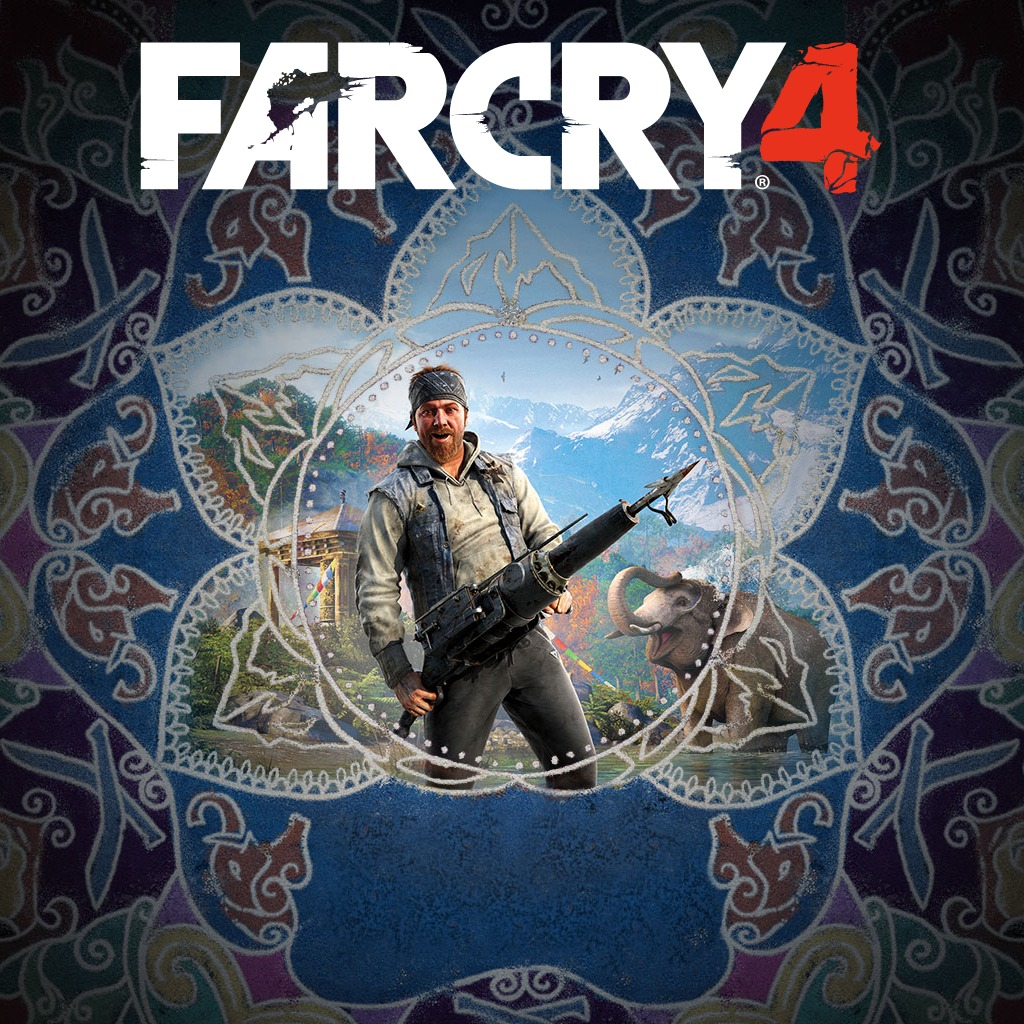 Far Cry® 4 Hurk Deluxe Pack