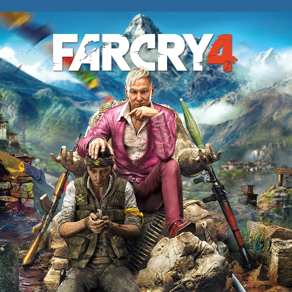 Far Cry 4 Pagan Min: King of Kyrat