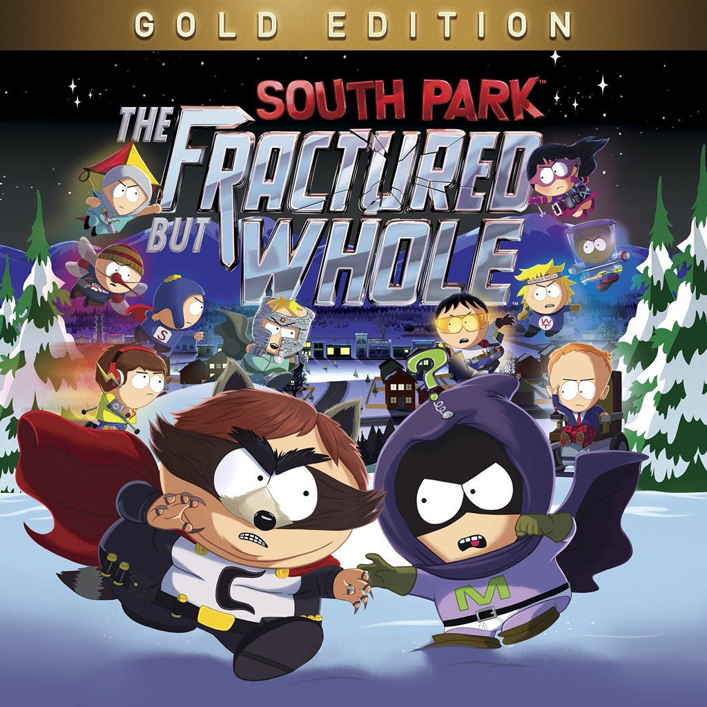 South Park™: The Fractured but Whole™ Gold Edition