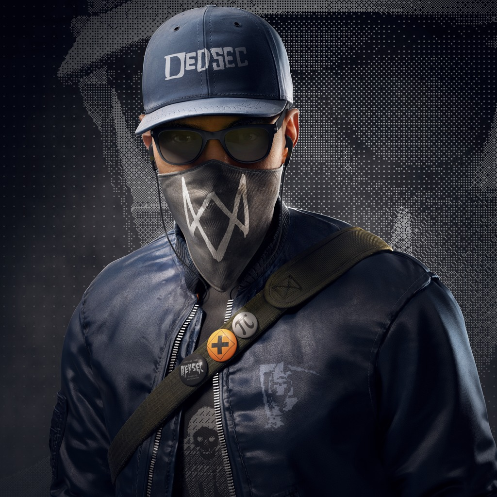 Watch Dogs 2 - Marcus Avatar