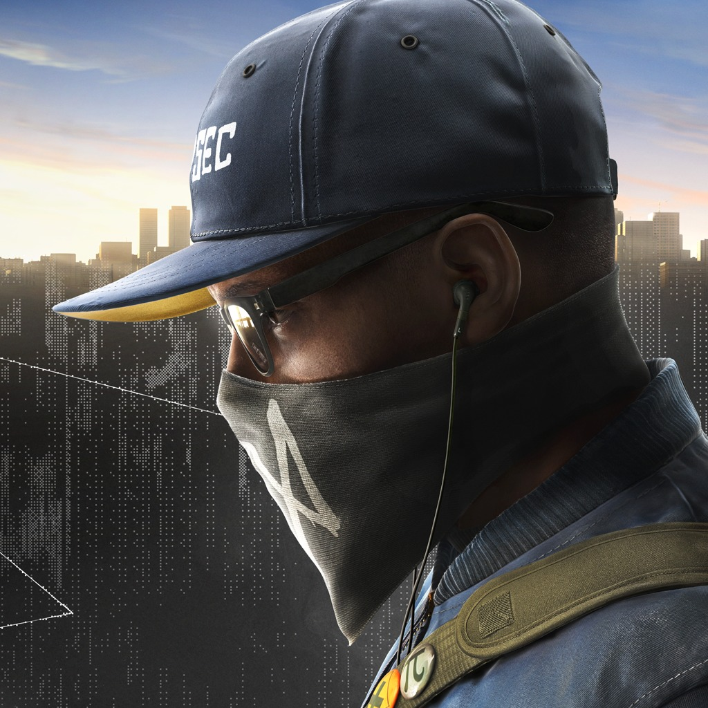 Watch Dogs 2 - Profile Avatar