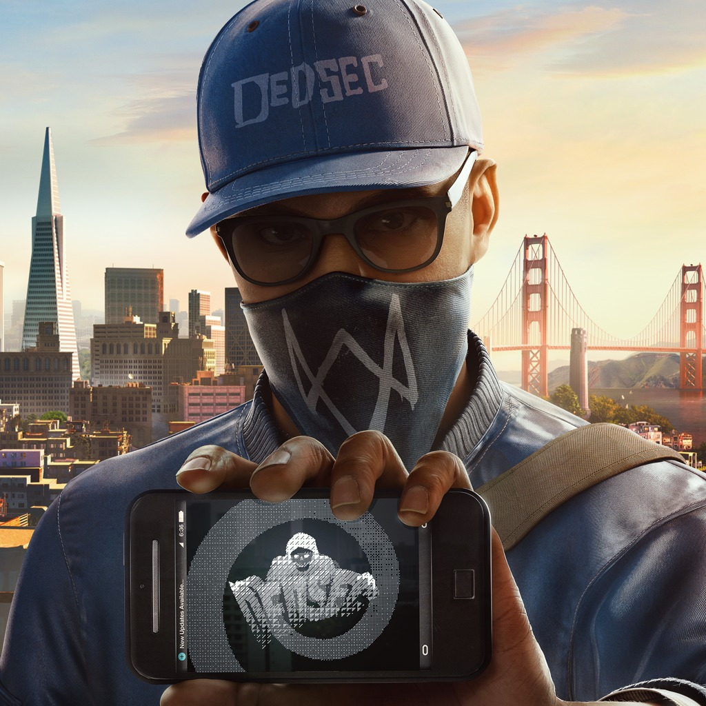 Watch Dogs 2 - Rooftop Avatar