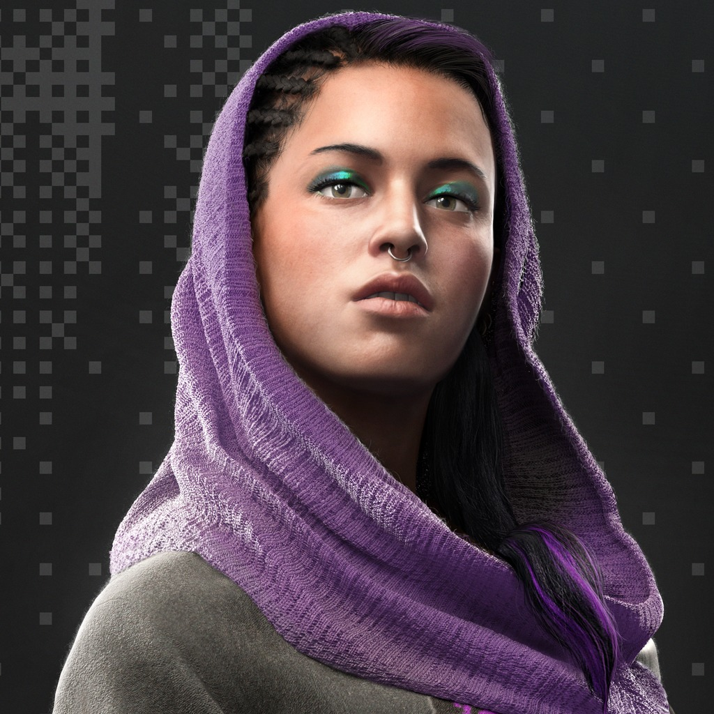 Watch Dogs 2 - Sitara Avatar