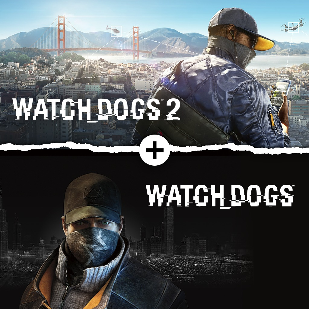 Watch Dogs 1 + Watch Dogs 2