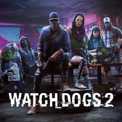 Watch Dogs 2 - Hacker Space Theme