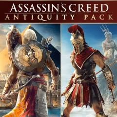 Deals on Assassins Creed Antiquity Pack for PS4
