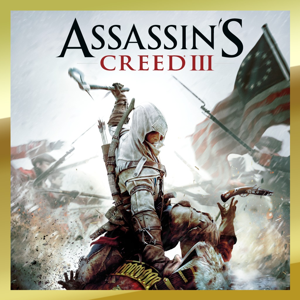 Assassin's Creed® III Gold Edition
