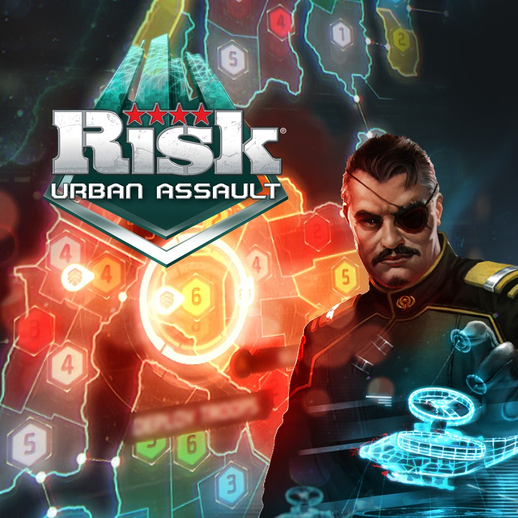 Risk® Urban Assault