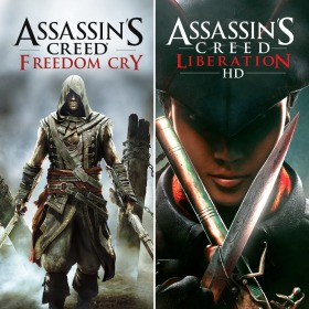 Assassin S Creed Liberation Hd And Freedom Cry Bundle