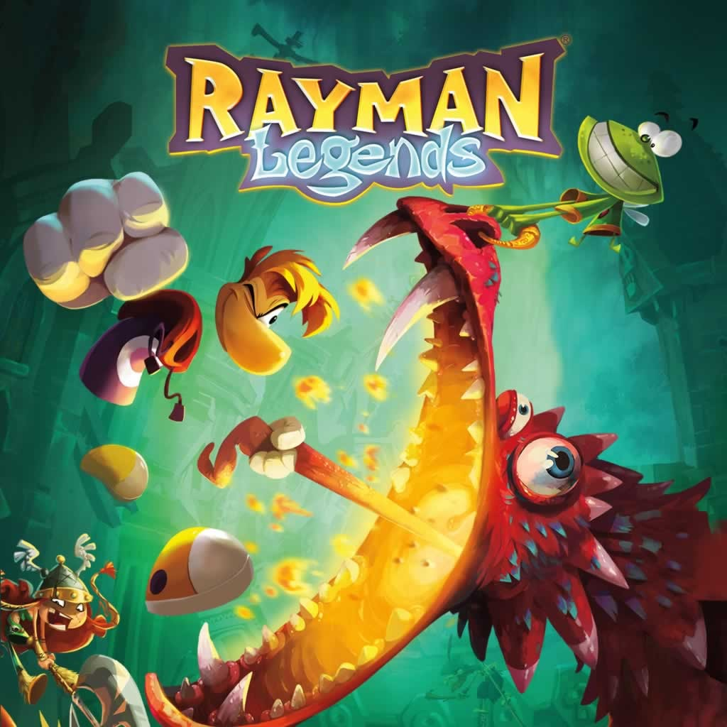 Rayman® Legends Demo