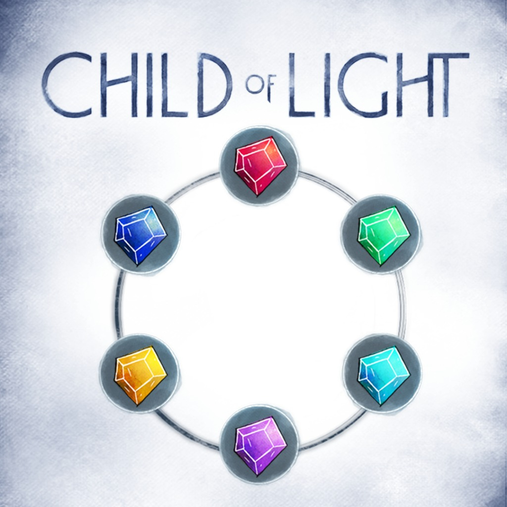 Child of Light™ - Faceted Oculi Pack