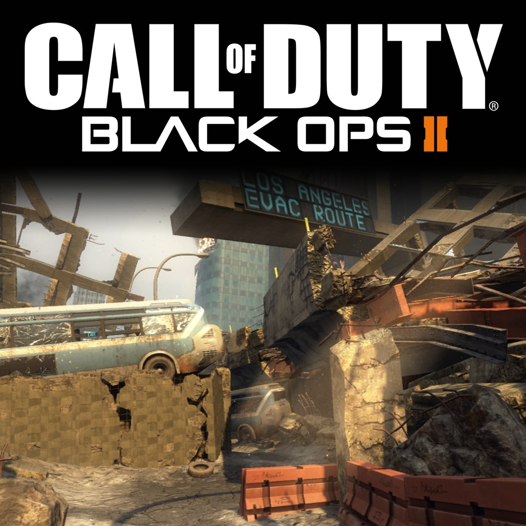 Call of Duty®: Black Ops II Los Angeles Dynamic Theme