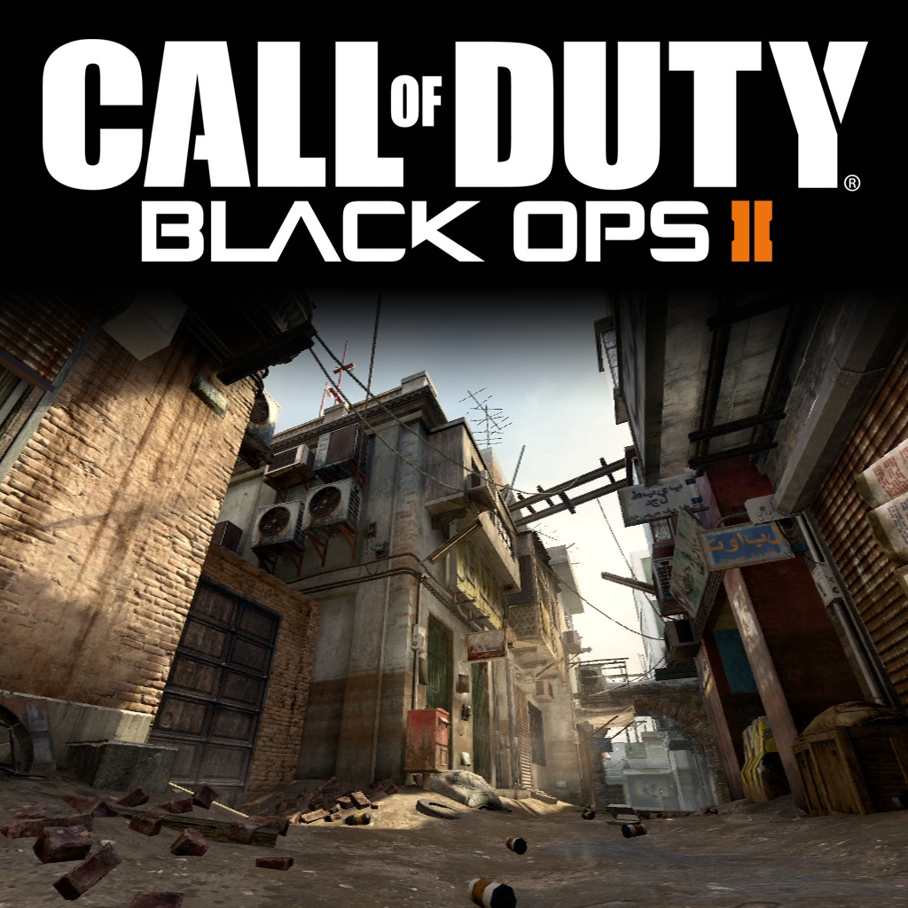Call of Duty®: Black Ops II Overflow Dynamic Theme