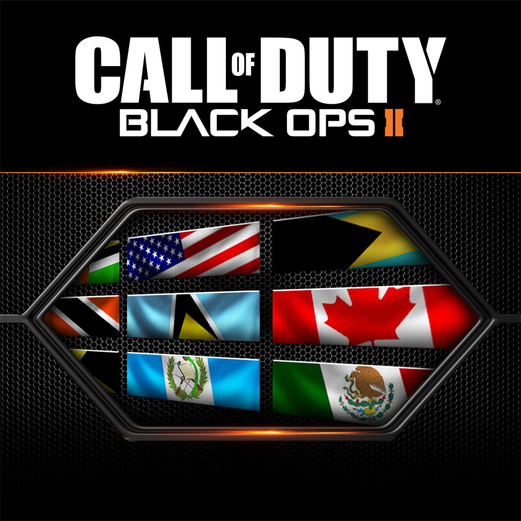 Call of Duty®: Black Ops II - North America Pack