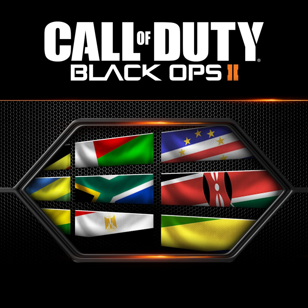 Call of Duty®: Black Ops II - Africa Pack