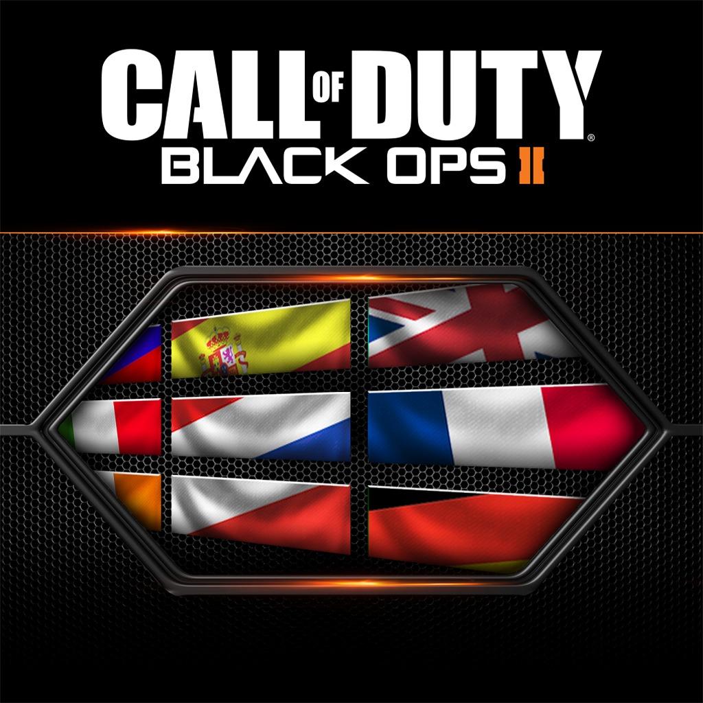 Call of Duty®: Black Ops II - Europe Pack