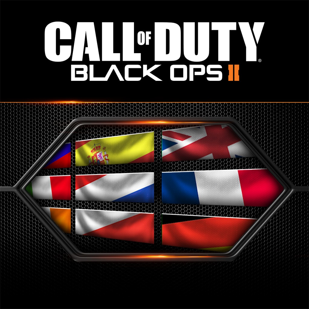 Call of Duty®: Black Ops II - Europe Pack