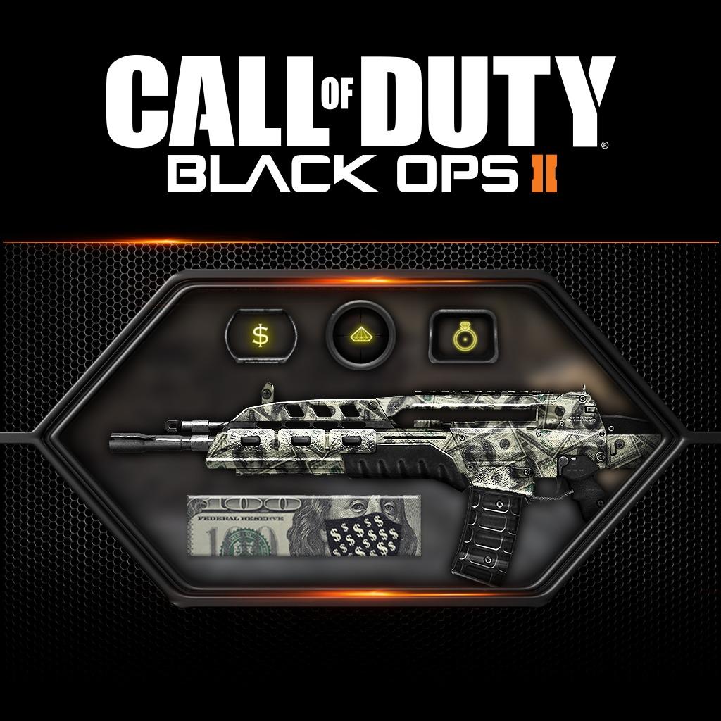 Call of Duty®: Black Ops II - Benjamins Pack