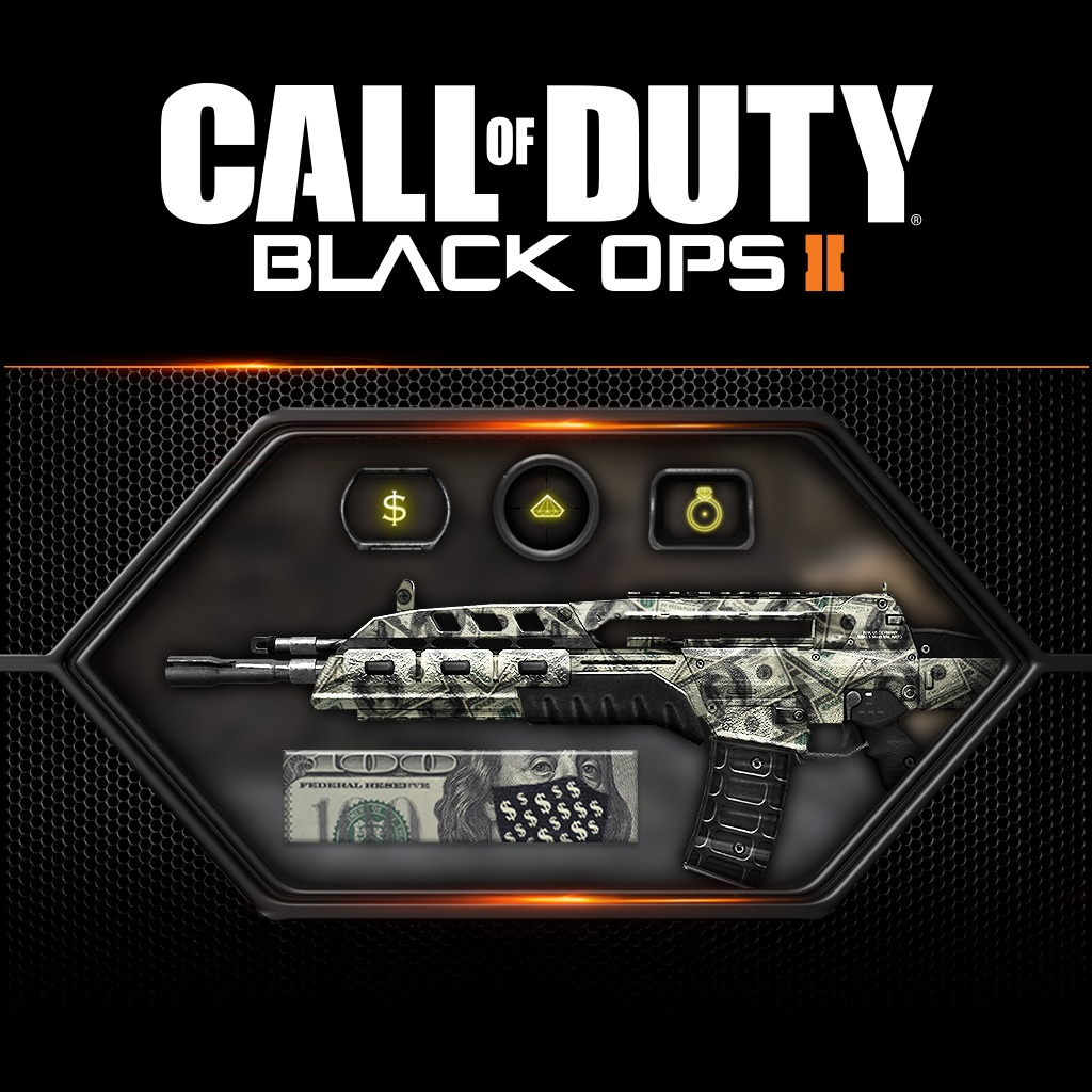 Call of Duty®: Black Ops II - Benjamins Pack