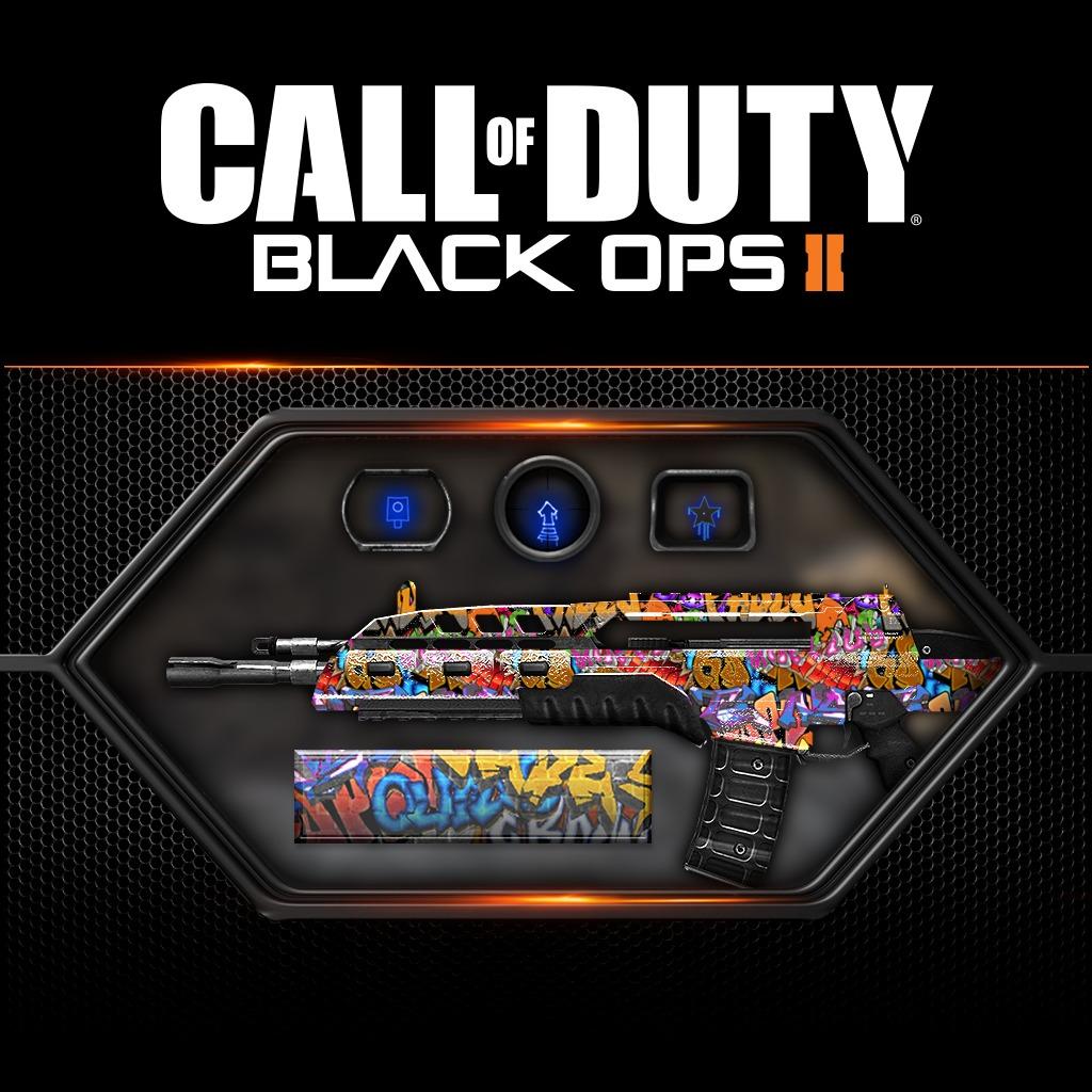 Call of Duty®: Black Ops II - Graffiti Pack