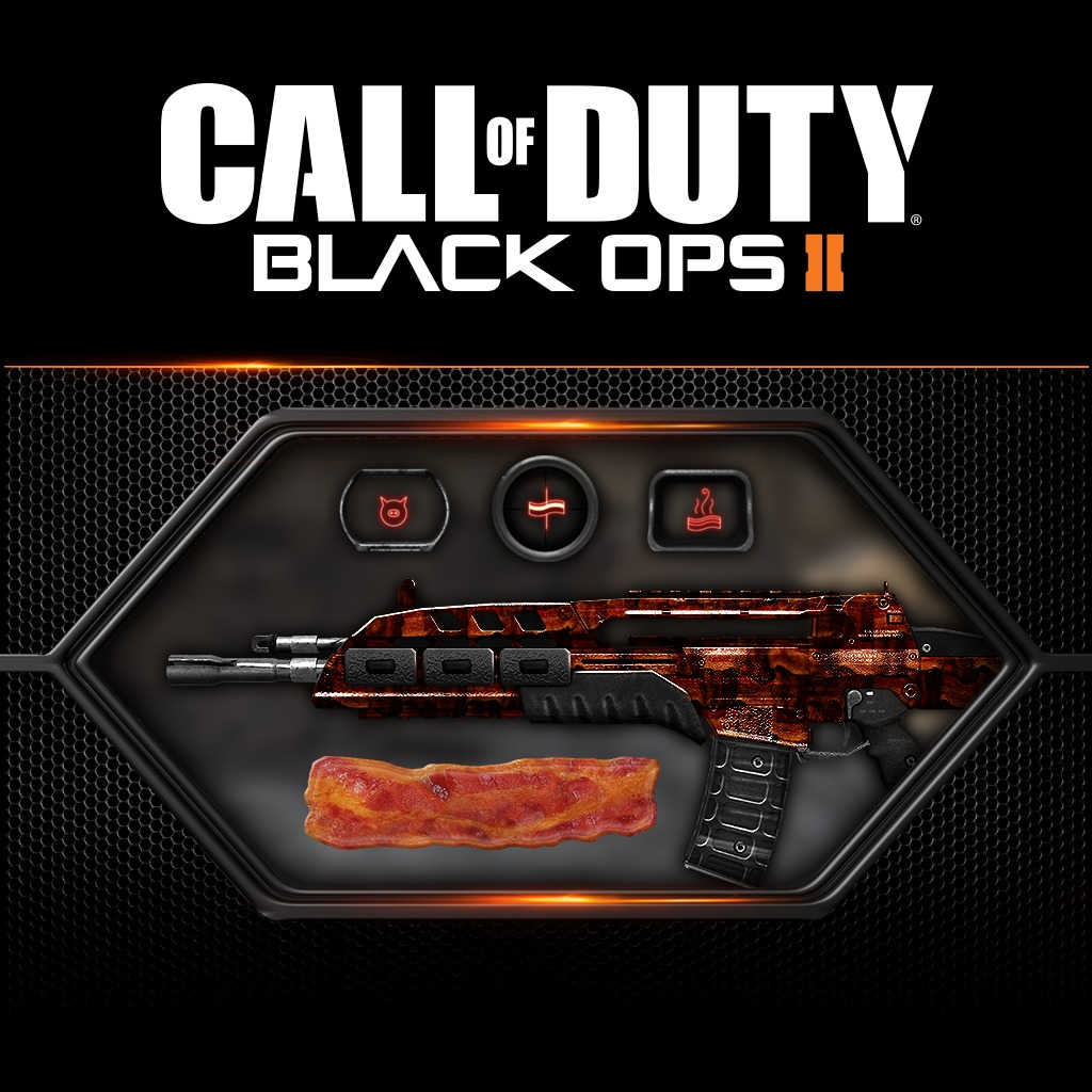 Call of Duty®: Black Ops II - Bacon Pack