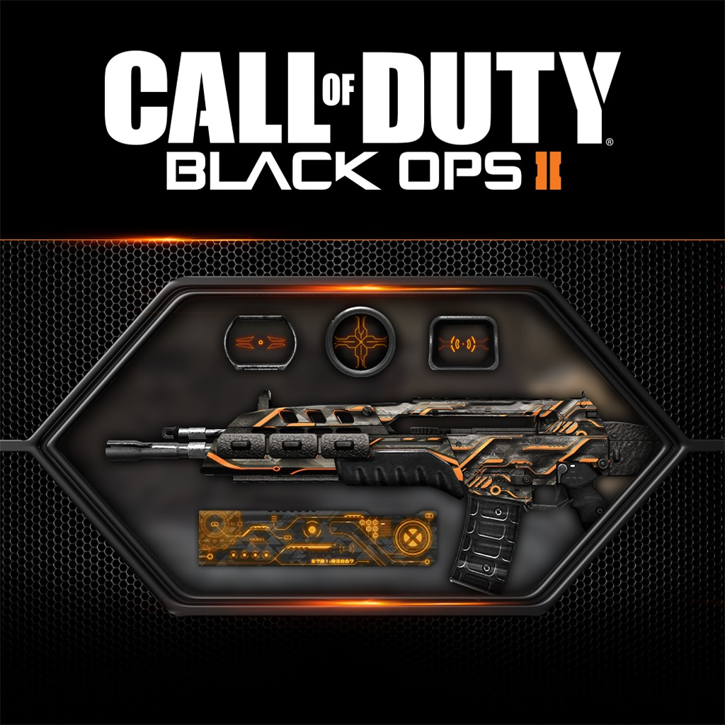 Call of Duty®: Black Ops II - Cyborg Pack