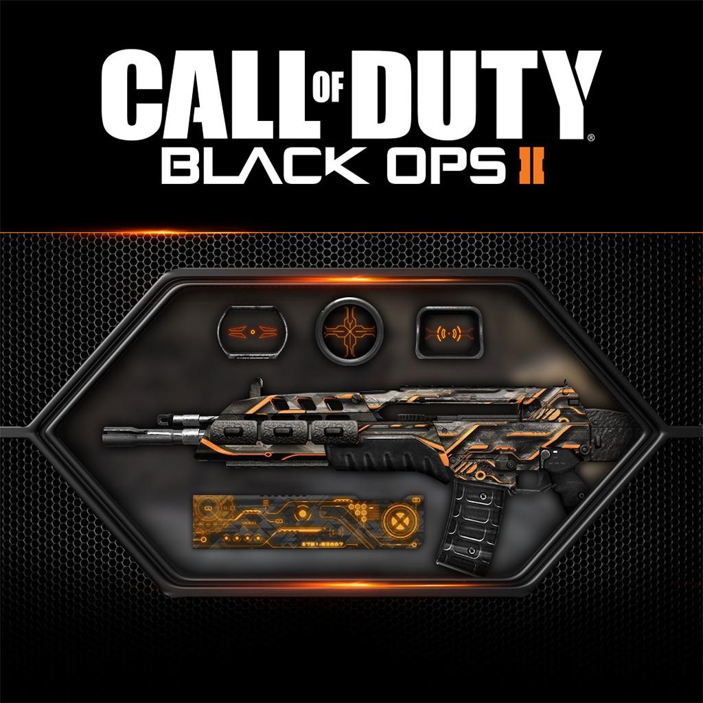 Call of Duty®: Black Ops II - Cyborg Pack
