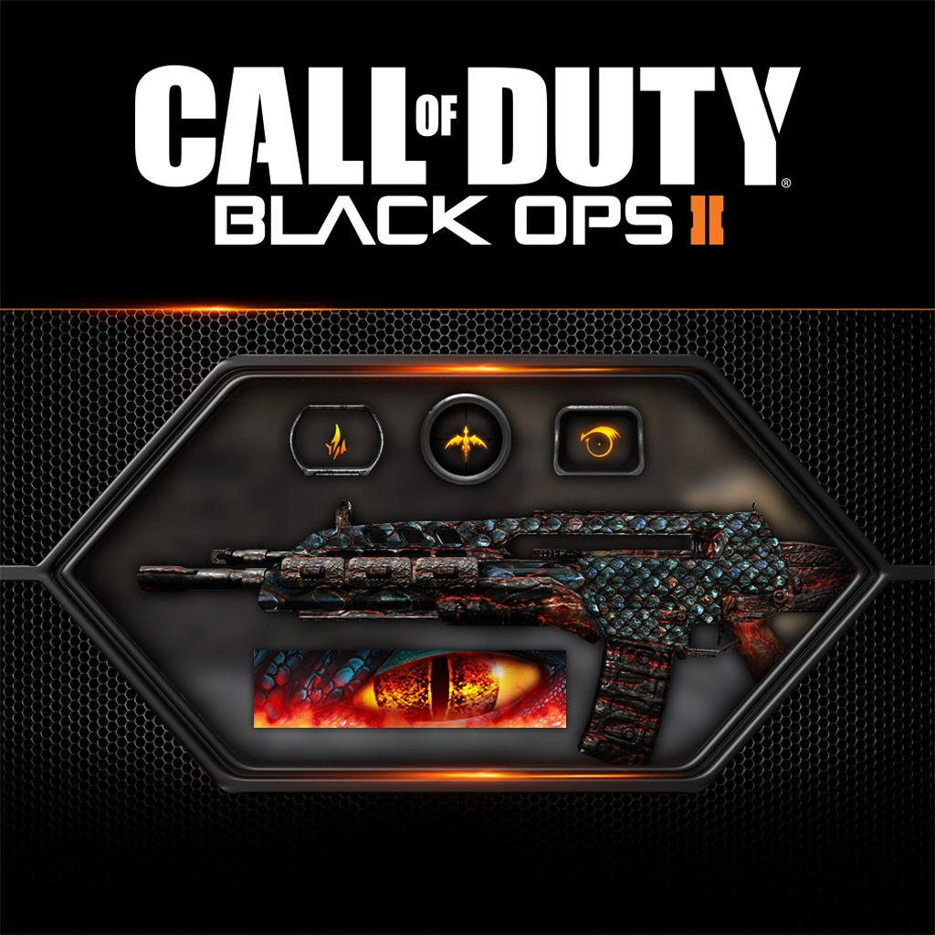 Call of Duty®: Black Ops II - Dragon Pack