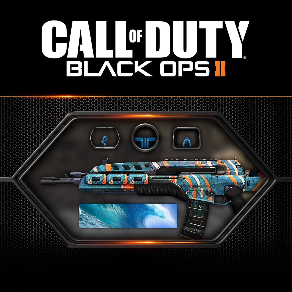 Call of Duty®: Black Ops II - Aqua Pack